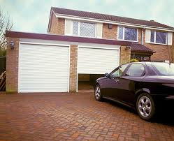 Rollup Garage Door Leander