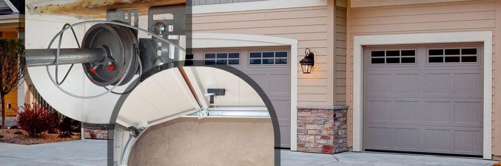 Garage Door Tracks Repair Leander